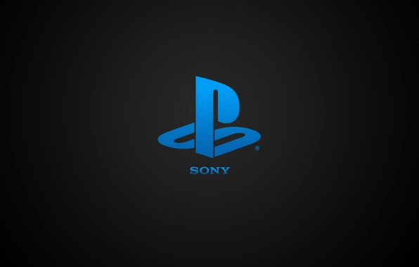 Picture Sony, Logo, Sony Playstation, Hi-Tech, PS4, Playstation 4, Console