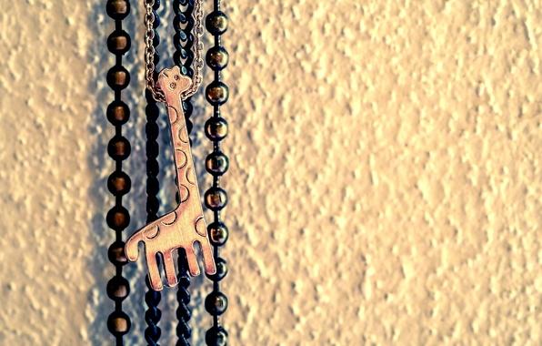 Picture background, widescreen, Wallpaper, giraffe, pendant, beads, wallpaper, decoration, different, widescreen, background, suspension, full screen, HD …