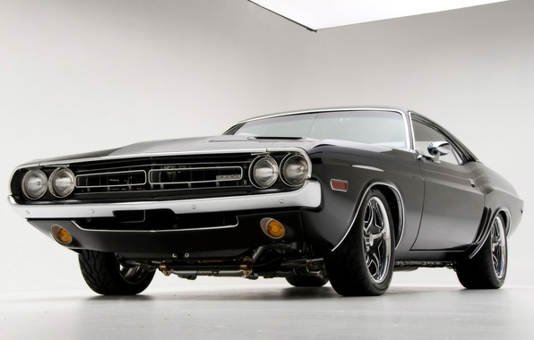 Picture 1971, dodge, muscle, challenger