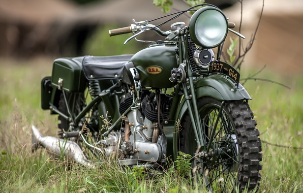 Picture engine, motorcycle, collection, riding, WWII, British, equipment, power, international, WW2, private, manufacturer, military, retro., location, …