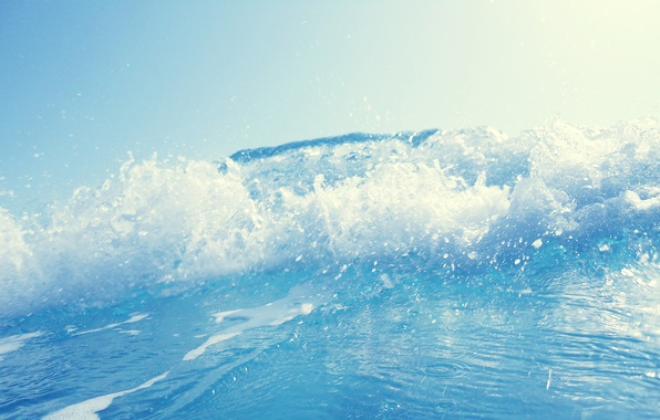 Picture sea, water, freshness, nature, the ocean, wave, fresh, sea, ocean, nature, water, wave, 2560x1600