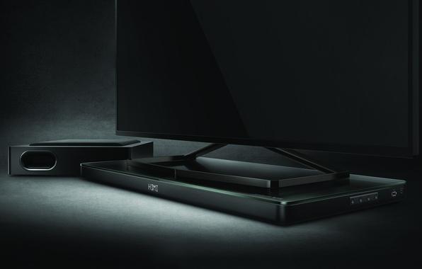Picture TV, hi-tech, Philips, Speaker, SoundStage, Fidelio XS1