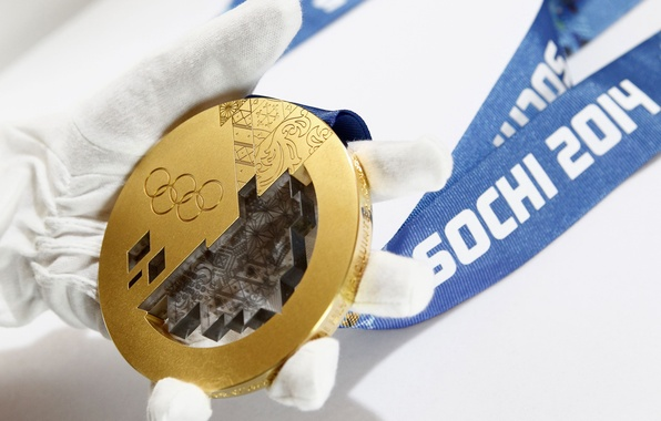 Picture Olympics, Sochi 2014, Sochi 2014, winter Olympic games, Gold medal