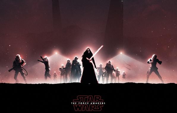 Picture Star Wars, Star wars, lightsaber, sith, stormtroopers, Kylo Ren, Star Wars: Episode VII The Force …