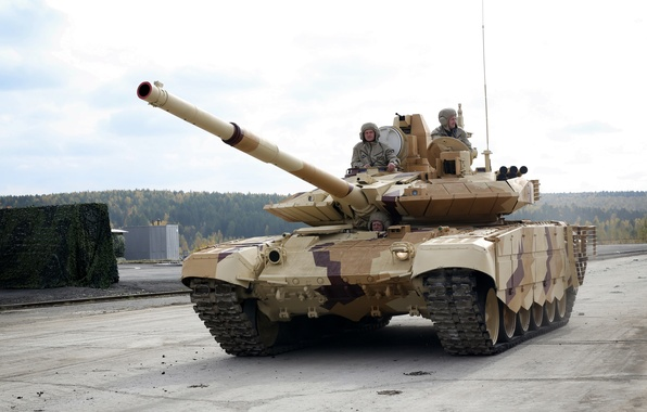 Picture Tank, Russia, T-90, UVZ, Arms EXPO 2013, T-90CM