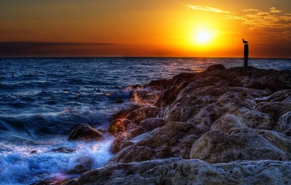 16 Luxury Pubg Wallpaper Iphone 6: Wallpaper Sunset, Gulf Of Mexico, South Seas Island Resort