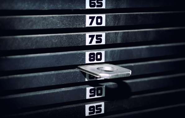 weights wallpaper iphone