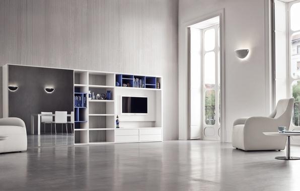 Picture white, design, chair, white, table, design, modern, chair, ., modern, furniture, rack