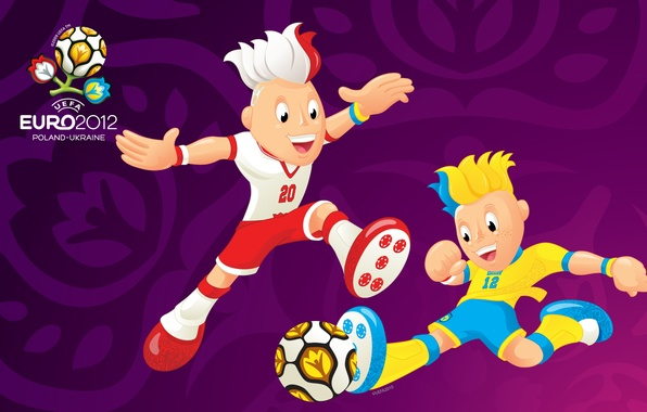 Picture Poland, Ukraine, Ukraine, UEFA, Poland, EURO 2012, EURO 2012, Slawek, Slavko