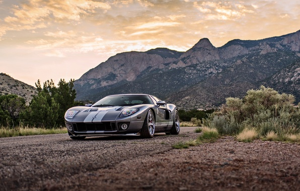 Picture supercar, ford gt, lunchbox photoworks