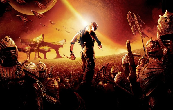 Picture The Chronicles Of Riddick, VIN Diesel, Riddick's Chronicles