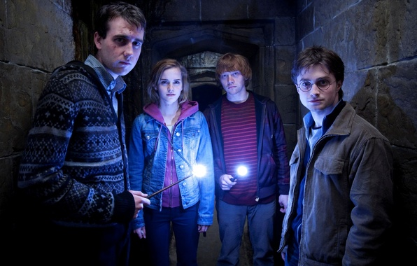 Picture Harry Potter, part2, wizards, hp7