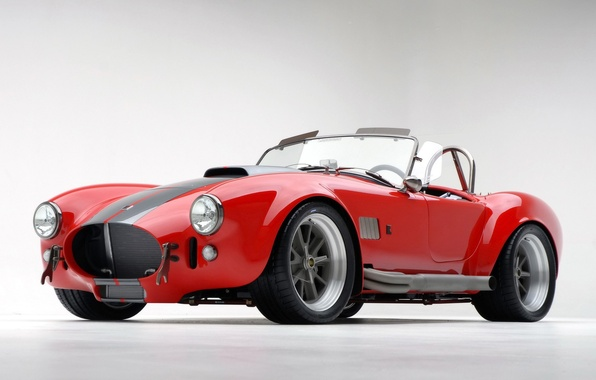 Picture Red, Cobra, Convertible