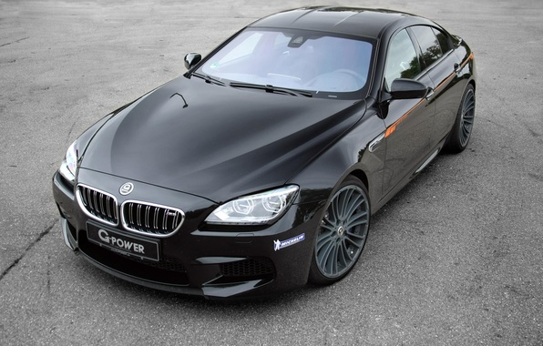 Picture BMW, coupe, BMW, black, Black, Coupe, F06, G-POWER