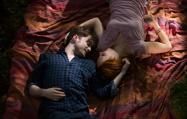 Picture Daniel Radcliffe, What If, Zoe Kazan, Friendship and no sex