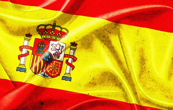 Picture Flag, Coat of arms, Spain, Photoshop, Spain