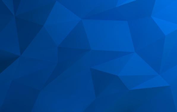 Picture blue, background, texture, figure