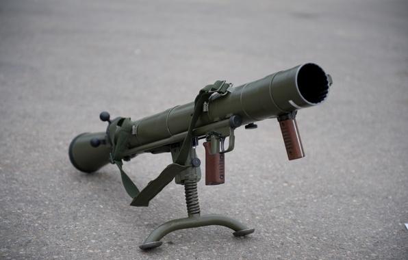Picture rocket, Carl Gustav, launcher