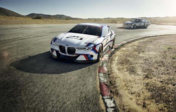 Picture BMW, BMW, CSL, 2015, Hommage, Hommage R
