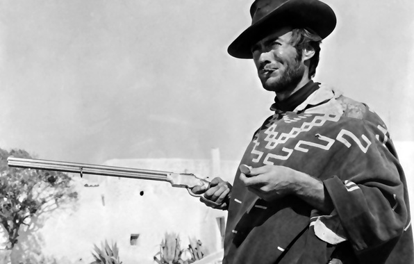 Picture classic, 1965, Western, Clint Eastwood, For a Few Dollars More, For a few dollars more