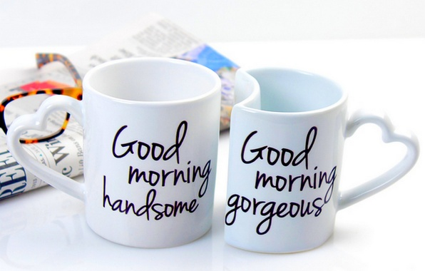 Picture love, coffee, Cup, love, cup, coffee, good morning, good morning