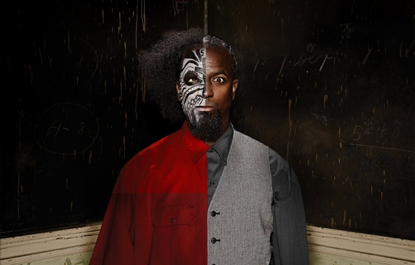 Photo wallpaper Tech N9ne, hardcore rap, Strange Music, Sickology 101