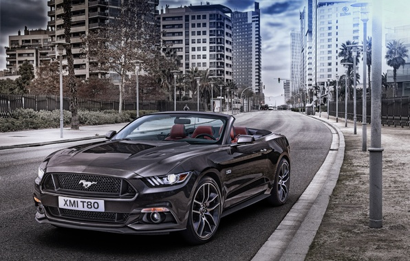 Picture Mustang, Ford, Mustang, convertible, Ford