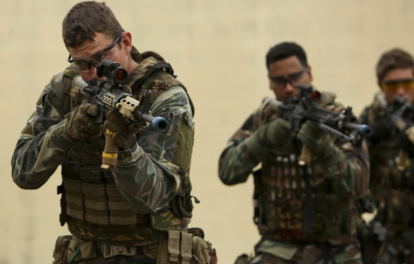 Wallpaper weapons, Royal Netherlands Marine Corps ...