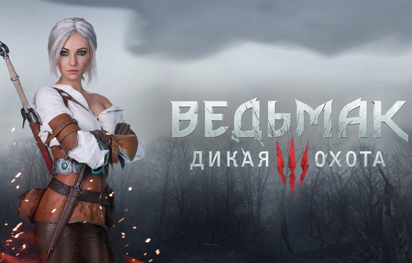 Picture Girl, the Witcher, cosplay, CD Projekt RED, The Witcher 3: Wild Hunt