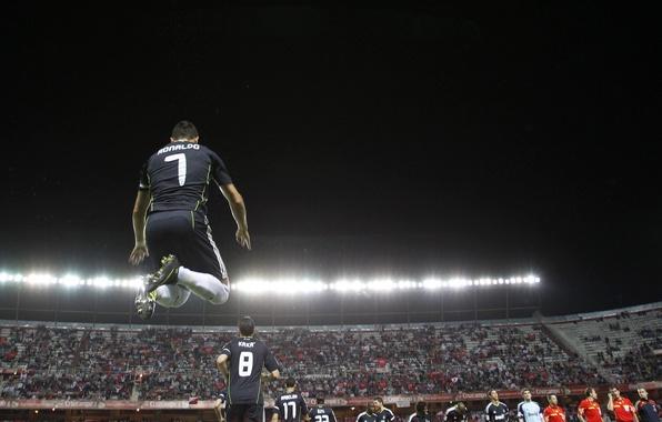 Picture real madrid, real Madrid, football, alonso, cristiano ronaldo, marcelo, sergio ramos, ozil, arbeloa, iker casillas, …