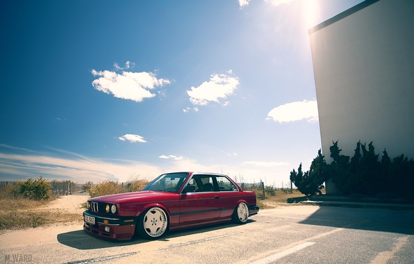 Picture tuning, drives, tuning, stance, bmw 3