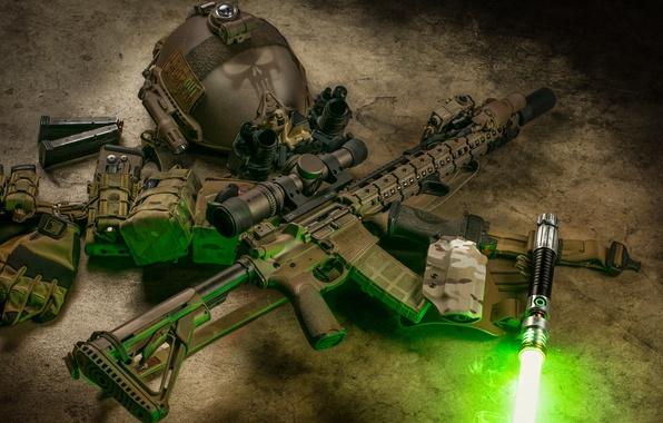 Wallpaper Rifle Assault AR 15 Images For Desktop Section