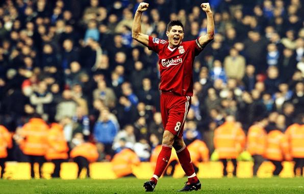 Picture Football, Football, Liverpool, Gerard, Gerrard, Liverpool