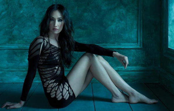 Picture The series, beauty, Nikita, Maggie Q