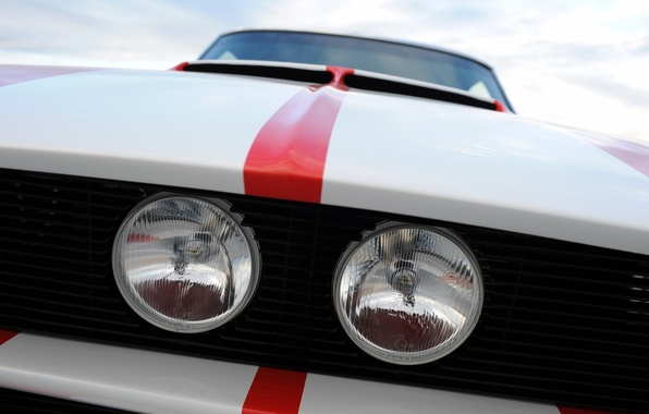 Picture mustang, ford, shelby, cobra, 1967, gt500cr