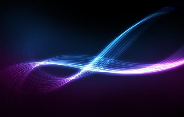 Picture Stream, Line, Glow, Glow
