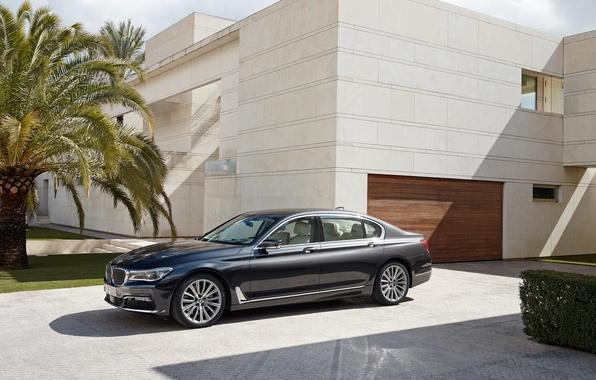 Picture BMW, BMW, 750Li, xDrive, 2015, G12