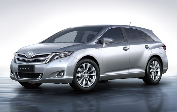 Picture background, Toyota, the front, universal, Toyota, Venza, Venza