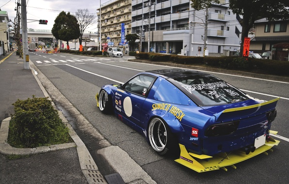 Wallpaper Nissan 180sx Images For Desktop Section