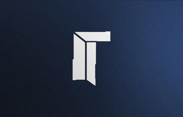 Picture Logo, Game, Team, Minimalism, CSGO, Counter-Strike: Global Offensive, CS:GO, Titan, vent designs, Esports