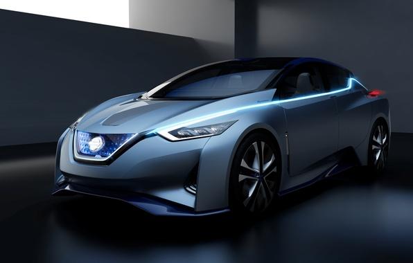 Picture Concept, the concept, Nissan, Nissan, IDS