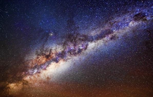 Picture stars, planet, Nebula, galaxy