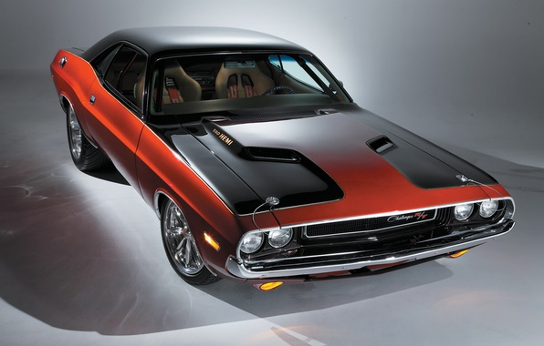 Picture dodge, challenger, 1970
