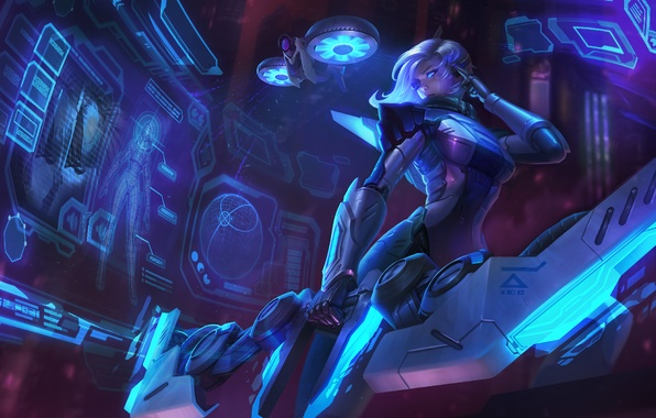 Picture lol, league of legends, Ashe, riot games, riot, Project Ashe, Project Ash