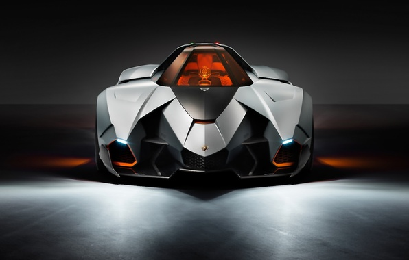 Picture Lamborghini, Lamborghini, egoist, Egoista