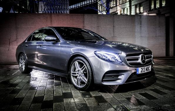 Photo wallpaper E-Class, W213, Mercedes-Benz, Mercedes