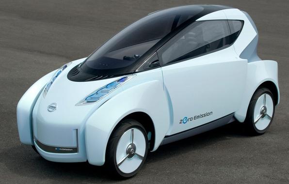 Picture Concept, Nissan, Land Glider, Zero Emission