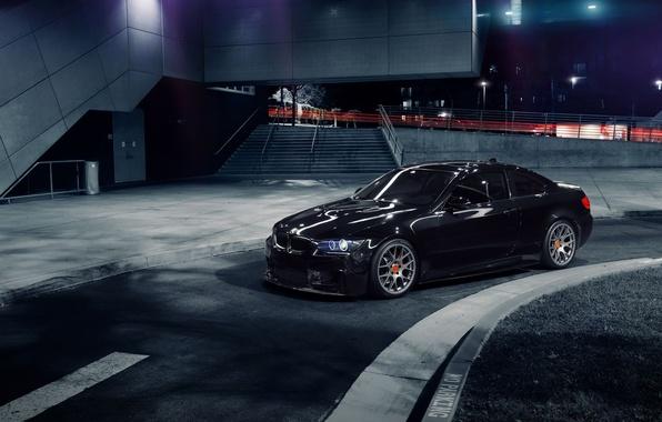 Picture car, coupe, black, BMW 335i, 1013mm, M Conversion