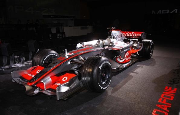 Picture McLaren, Sport, the car, formula 1