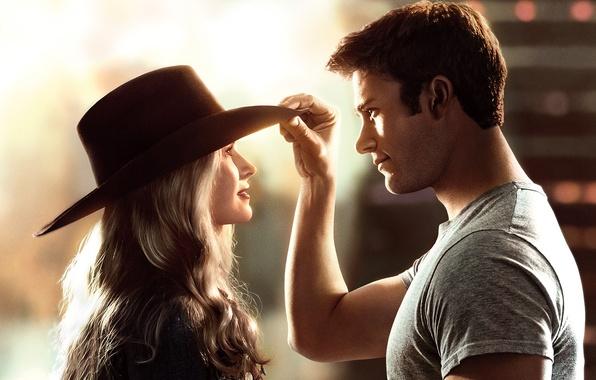 Picture hat, romance, Britt Robertson, Scott Eastwood, Scott Eastwood, The Longest Ride, Long road, Britt Robertson